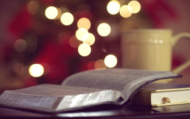 Op de koffie bij God