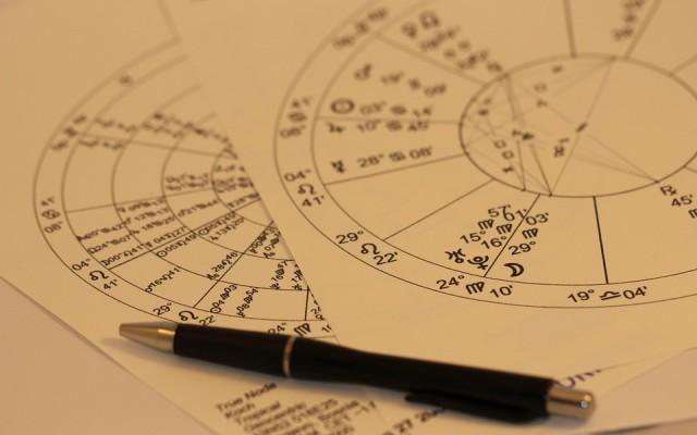 Je horoscoop in een Notendop
