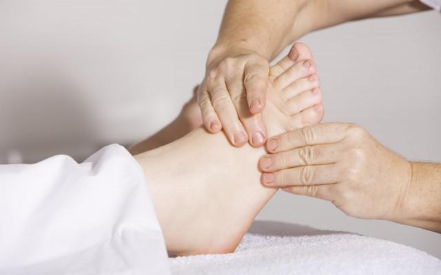 Voetmassage en relaxatie technieken
